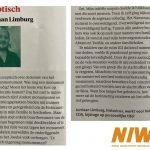 Jurriaan Limburg over het Namenmonument